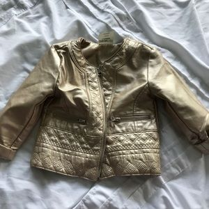 Other - Gold jacket